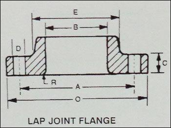 Lap Joint Flange in  Nanubhai Desai Road (Fort)
