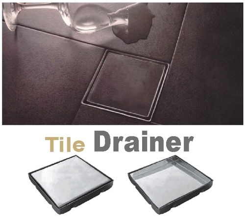 Marble Tile Drainer