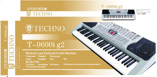 Supplier of Musical Instrument from Delhi by SRS Techno