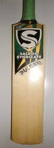 S Pulser Cricket Bat