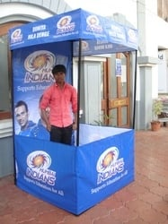 Portable Promotional Canopies