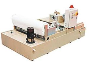 Paper Band Filtration System For CNC Machines