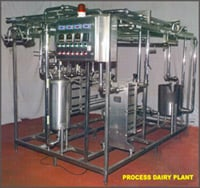 Skid Mounted Process Dairy Plants