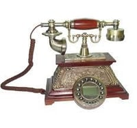 Antique Table Phone