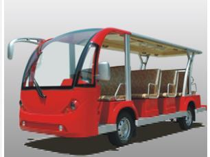 Electric Cart - 14 Seater (Model No. TEC14) in  Bhosari