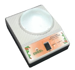 SOLO-Solar Home Lighting Systems