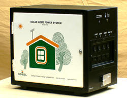 SUMO-Solar Home Power System