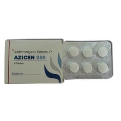 Azicen-500 Tablets