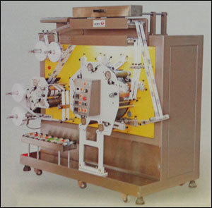 Flexo Label Printing Machine (Rb-862)