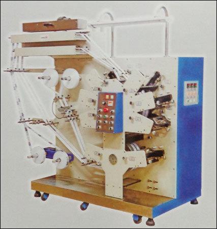 Flexo Printing Machine (Xr-862)