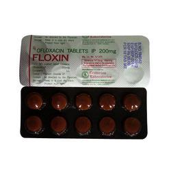 Floxin Tablets