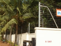 Forest Electric Security Fence