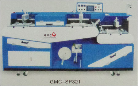 Mini Screen Label-Ribbon Printing Machine