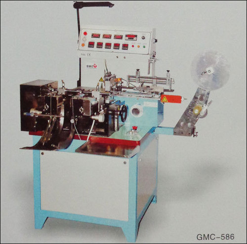 Multi-Function Label Cutting And Folding Machine