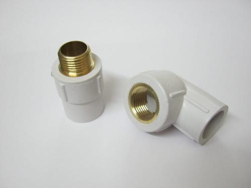 Brass Upvc Moulding Inserts