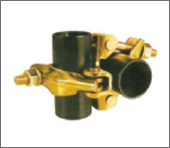 Light Weight Double Coupler in  Samaipur