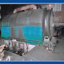 Waste Tyre Pyrolysis Plant in Yamunanagar, Haryana - KAY IRON WORKS