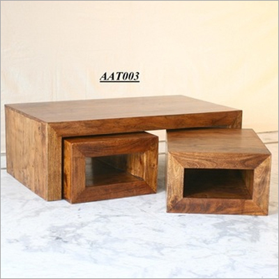 Wooden Center Table at Best Price in Jaipur, Rajasthan ...