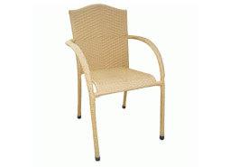 Polyrattan Chair