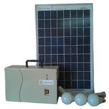 Solar Home Light System  in  Old Palasia