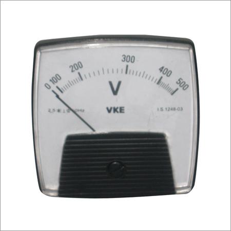 Voltmeter (500V AC SR100)