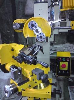Ball Beeds Diamond Cut Faceting Machine