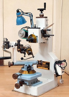 Bangle Kanas Radius Diamond Cut Faceting Machine in  Jogeshwari (W)