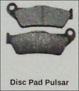 Disc Pad For Pulsar