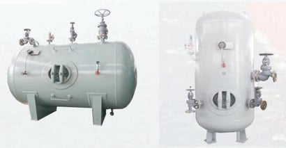 Marine Air Receiver And Foam Tank Certifications: Ccs