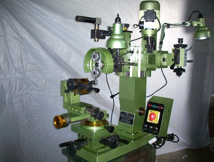 Wedding Ring Diamond Cut Faceting Machine