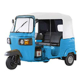 Blue Color Three Wheeler in  Balram St.-Grant Road