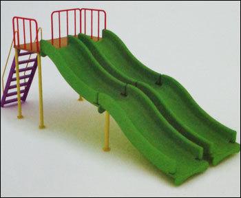 Twin Slide Fun (Gis-10105)