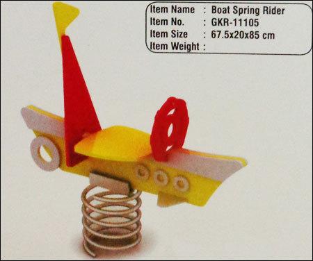 Boat Spring Rider (Gkr-11105)