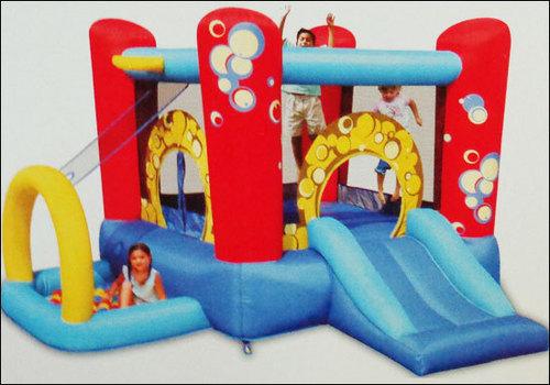 Bubble 4 In 1 Playcenter (Gki-9214)