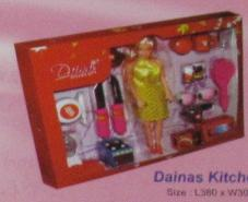 Dainas Kitchen Set Toys