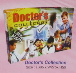Doctor Collection Toys