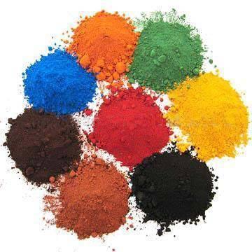 Glaze Stains Colours