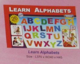 Learn Alphabets Toys