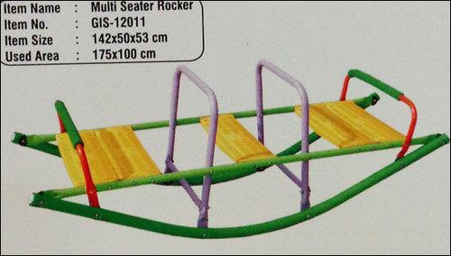 Multi Seater Rocker (Gis-12011)