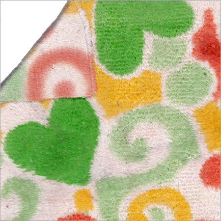 Printed Rasheal Fabric