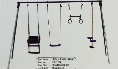 Slide-N-Swing Grapler (Gis-12021)
