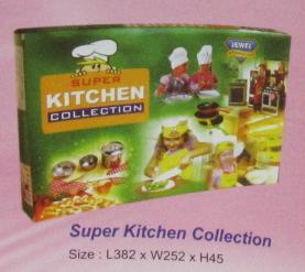 Super Kitchen Collection Toys