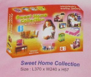 Sweet Home Collection Toys