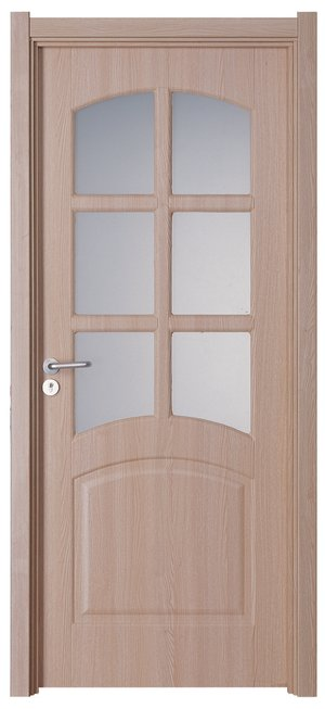 Timber Door With Frames And Lock