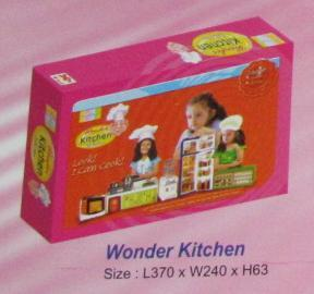 Wonder Kitchen Toys