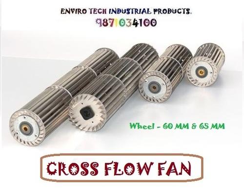 Cross Flow Fan And Blower