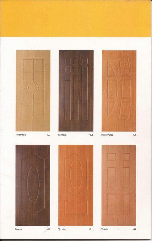 Designer Membrane Door