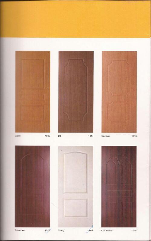 Membrane Kitchen Doors