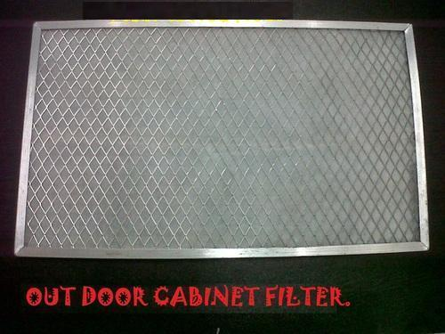 Outdoor Cabinet Filter