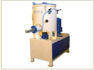 High Speed Mixer For Pvc Compounding